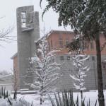 Fachada sur nevada
