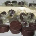 Delicias de Mazapán y Chocolate