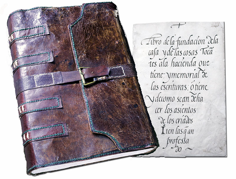 Libro Becerro de la Fundación