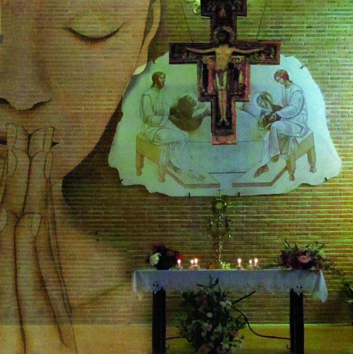 Oración contemplación